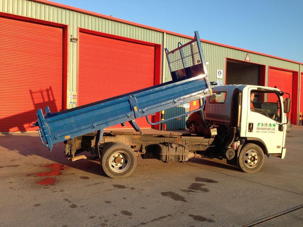 7.5 Tipper added to the Fleet