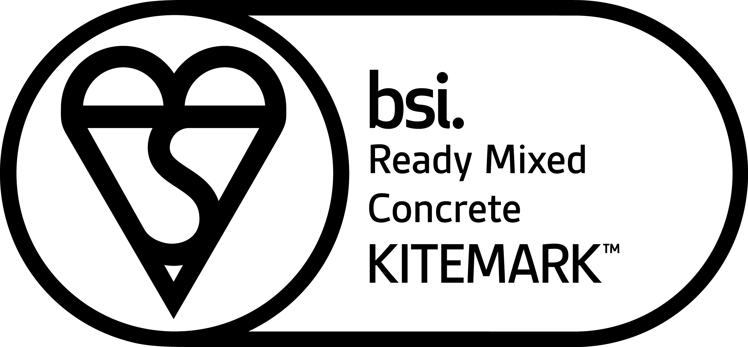 BSI Kitemark Keyline Ready Mixed Concrete