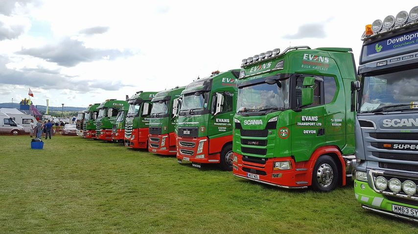 Wessex Truck Show