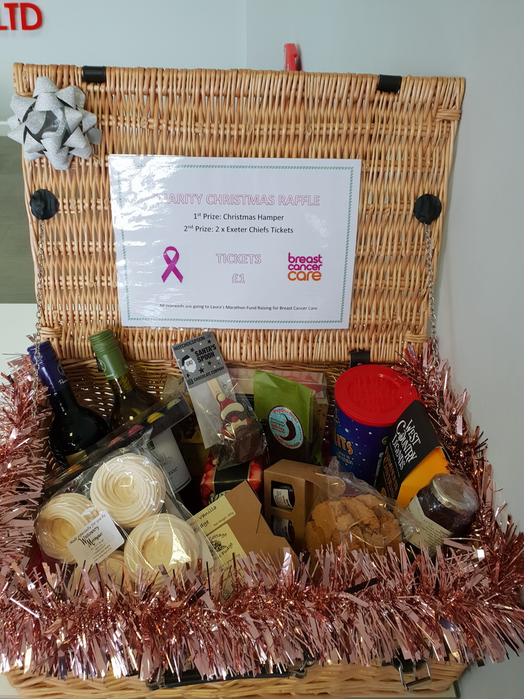 CHARITY HAMPER