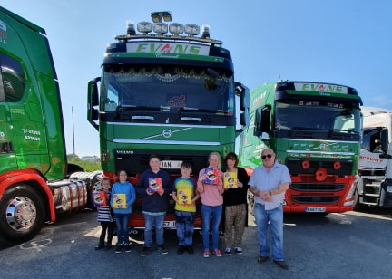 Evanstransport childrens sw convoy 3
