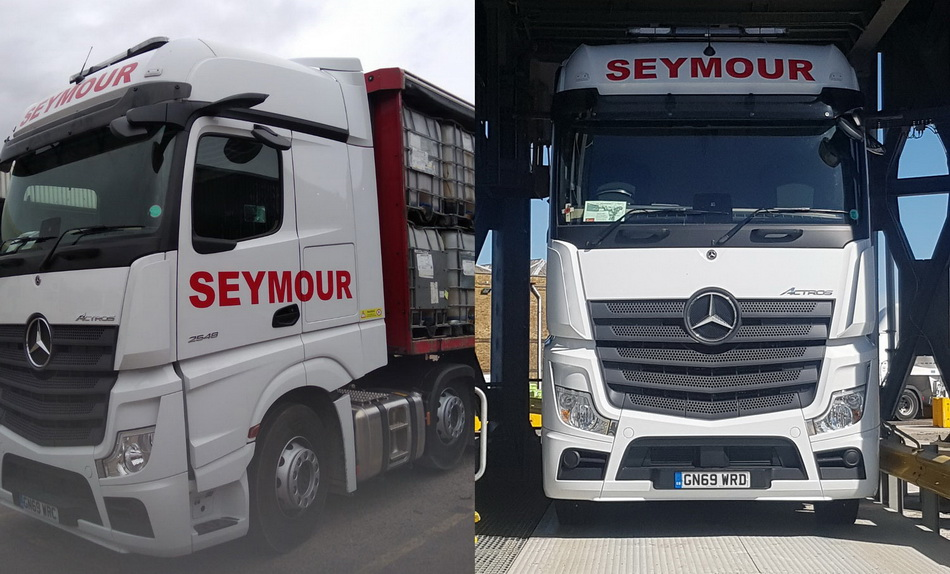 morrorless trucks seymour transport R