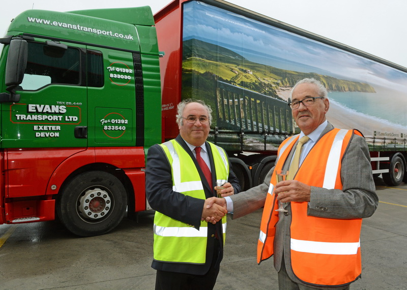 Second Trailer Arrives for North Devon Marketing Bureau