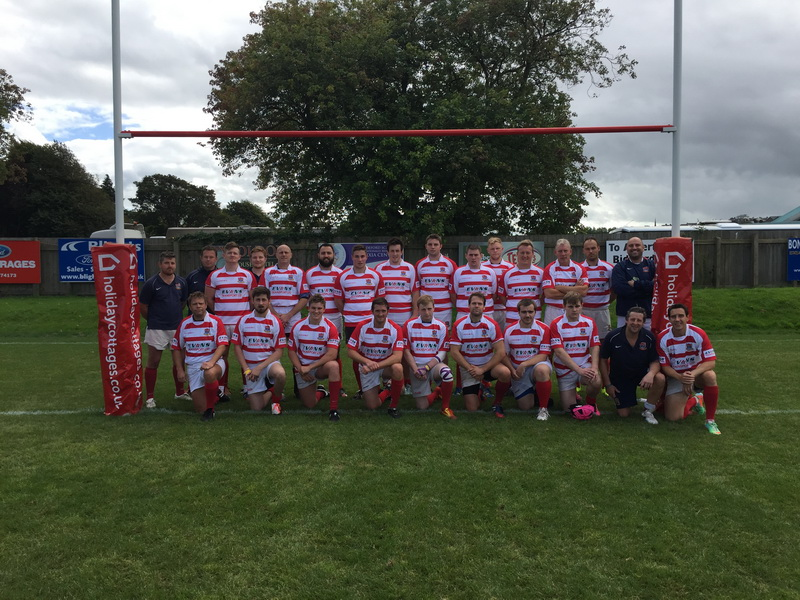Bideford Harlequins Sponsored by Evans Transport.
